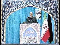 سخنرانی در نماز جمعه تهران