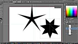 056 - ابزارهای تعاملی چندضلعی و ستاره