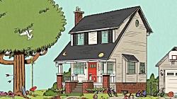 انیمیشن خانه پر سر  و صدا -  فصل سوم  - قسمت 37 و 38