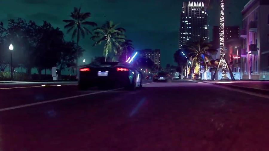 تریلر بازی Need for Speed Heat در ویجیمون