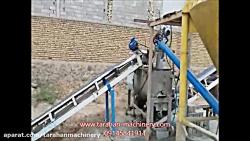 دستگاه بلوک زن ثابت TM-400- دستگاه بلوک زنی ثابت TM-400