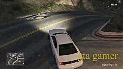 راز های GTA V(مرد بزی در gta v)