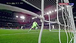 خلاصه بازی رئال مادرید 3 رئال سوسیداد 1