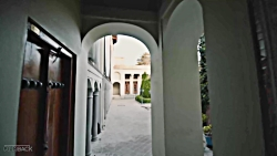 خانه حاکم اصفهان به عظمت یک نصف جهان