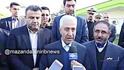 سفر وزیر علوم به غرب استان مازندران