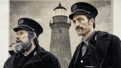 ویلم دفو و رابرت پتینسون از فیلم عجیب «فانوس دریایی» میگویند