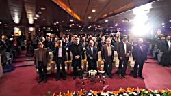 اختتامیه نمایشگاه تراکنش ایران