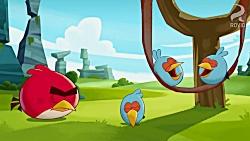 کارتون پرندگان خشمگین قسمت 11