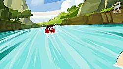 کارتون پرندگان خشمگین قسمت 22
