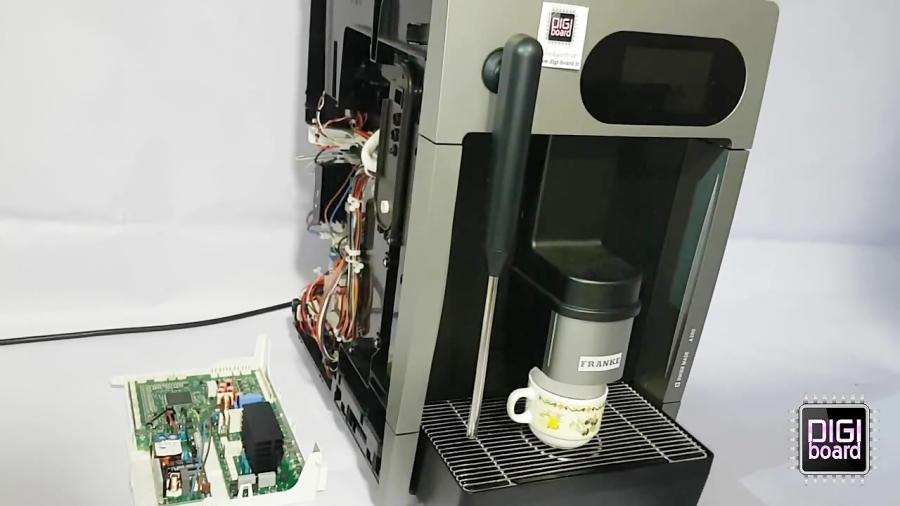 تعمیر قهوه ساز های صنعتی فرانکی