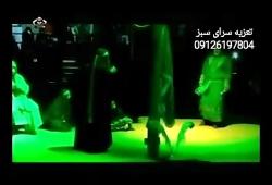 وداع حضرت عباس(ع)وحضرت زینب(س)حاج حسن نرگسخوانی ومحمدرضا حدادیاصفهان،زرین شهر