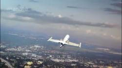 پیام اضطراری - سکوت مرگبار - (سقوط هواپیمای Learjet 35,  N47BA)