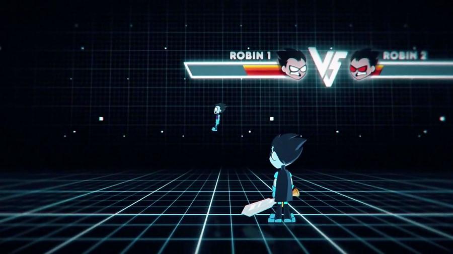 انیمیشن سینمایی Teen Titans go vs Teen Titans تایتان های جوان به پیش علیه تایتان