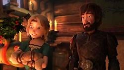 انیمیشن مربی اژدها بازگشت به خانه دوبله اصلی