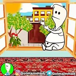 طنز ماه رمضان