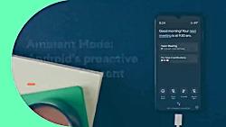 جزئیات قابلیت Ambient Mode گوگل اسیستنت