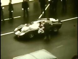 مسابقه ۲۴ ساعته لمان ۱۹۶۶ و پیروزی فورد
