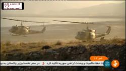 مانور 'غیر وقوع' نیروی زمینی ارتش در مرز ترکیه