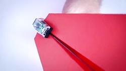 موشک کاغذی کنترلی با گوشی اندروید!
