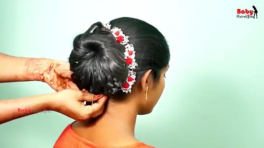 مدل موی جدید زنانه برای مهمانی با ترفند ساده