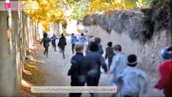 کوچه باغ گردی قصرالدشت شیراز
