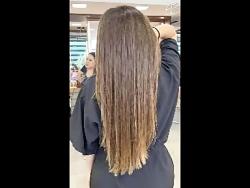 سابلیمینال موی لخت و صاف و ابریشمی برای همیشه
