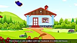 قصه های کارتونی- مرد نون زنجبیلی