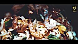 از خوشمزهای شبدیز میگو سوخاری