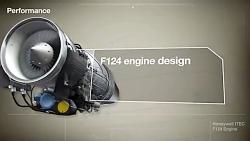معرفی موتور پیشرفته F124
