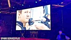 تیزر تبلیغاتی D23 برای رونمایی از فاز 4 فیلم های مارول استودیوز