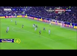 خلاصه بازی یوونتوس 1-0 اتلتیکو