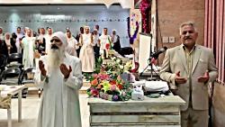 مراسم  عید کوچک منداییان در اهواز