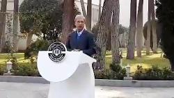 علی ربیعی، سخنگوی دولت در حاشیه جلسه هیأت دولت