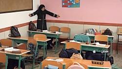 مانور زلزله در مدارس اشکنان برگزار شد
