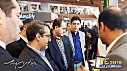 حضور شرکت ثامن ارتباط عصر در نمایشگاه تراکنش 2019