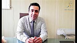 خار پاشنه / توضیحات دکتر هیرش حیدری
