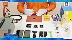 آموزش تعمیر باتری موبایل