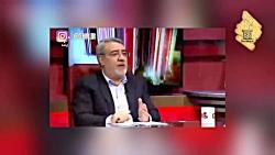 توضیحات وزیر کشور درباره گران شدن بنزین و حوادث پس از آن