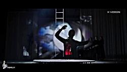 موزیک ویدیوی افسانه چشمهایت از همایون شجریان و علیرضا قربانی