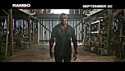 آنونس فیلم سینمایی «رمبو : آخرین خون»