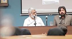مراسم نکوداشت «امیر داستان انقلاب» در مشهد