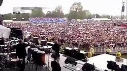کنسرت پیتبال در کرمانشاه