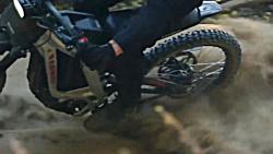 تیزر رسمی معرفی موتورسیکلت ورزشی الکتریکی جدید شیائومی Segway Dirt Offroad eBike
