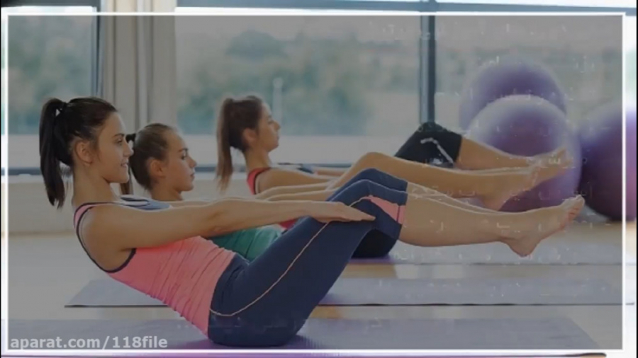 #آموزش حرکات تناسب اندام بانوان در منزل با کیفیت HD