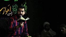 هیات صاحب الامر عج اهواز.جلسه هفتگی ۱ آذر ماه ۹۸ . کربلایی حسین روشنازاده
