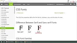 آموزش کامل زبان برنامه نویسی html  css جلسه 7