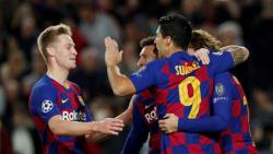 خلاصه و گل های بازی بارسلونا ۳-۱ دورتموند