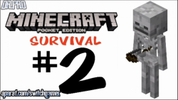 اینجا تنها نیستم! | Minecraft survival #2