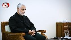 واکنش تند سردار سلیمانی به صحبت های سخیف بوش