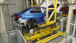 خط تولید ماشین بی ام و سری 3 در مونیخ آلمان مدل 2020